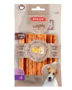 Zolux Mooky Premium Tiglies volaille riz S x8