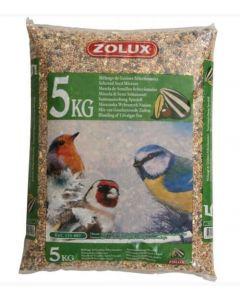 Zolux mélange oiseaux du jardin 5 kg- La Compagnie des Animaux