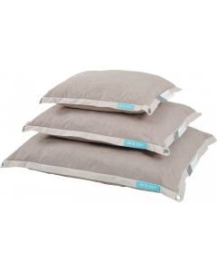Zolux Coussin déhoussable IN & OUT taupe - La Compagnie des Animaux
