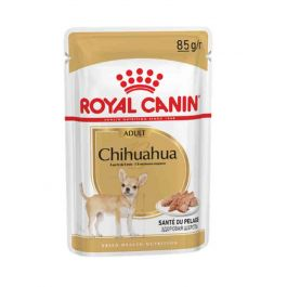 Royal Canin Chihuahua Adult mousse 12 x 85 g