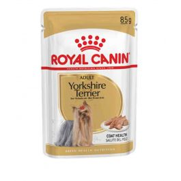 Royal Canin Yorkshire Terrier Adult mousse 12 x 85 g